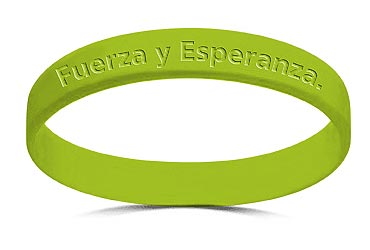 Fuerza y Esperanza. (Strength and Hope)